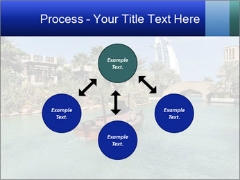 View of  Dubai PowerPoint Templates - Slide 91
