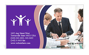 0000093034 Business Card Template