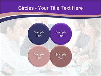 Mature businessman working PowerPoint Template - Slide 38