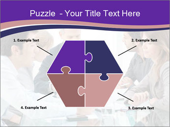 Mature businessman working PowerPoint Template - Slide 40