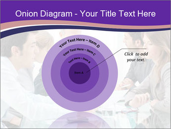 Mature businessman working PowerPoint Template - Slide 61