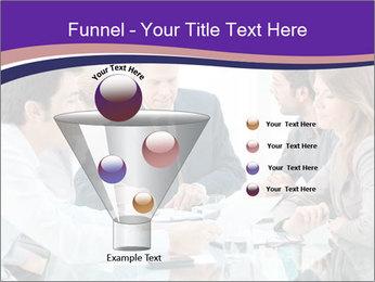 Mature businessman working PowerPoint Template - Slide 63