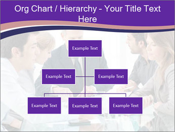 Mature businessman working PowerPoint Template - Slide 66