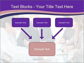 Mature businessman working PowerPoint Template - Slide 70