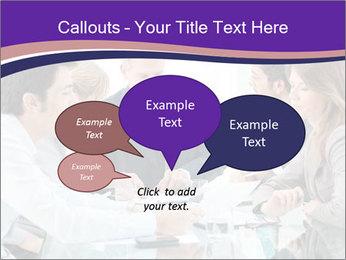 Mature businessman working PowerPoint Template - Slide 73