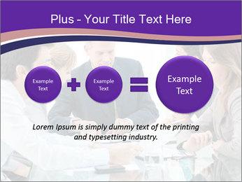 Mature businessman working PowerPoint Template - Slide 75