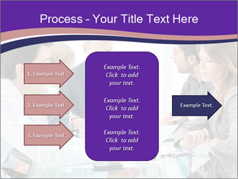 Mature businessman working PowerPoint Template - Slide 85