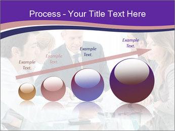 Mature businessman working PowerPoint Template - Slide 87