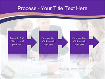 Mature businessman working PowerPoint Templates - Slide 88