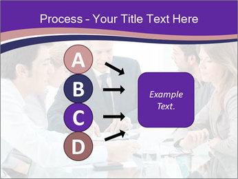 Mature businessman working PowerPoint Template - Slide 94