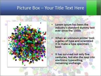 Different birthday gifts PowerPoint Templates - Slide 13