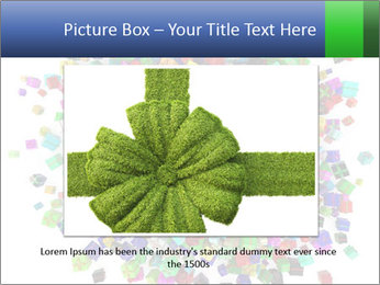 Different birthday gifts PowerPoint Template - Slide 15