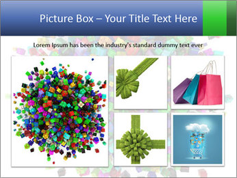 Different birthday gifts PowerPoint Template - Slide 19