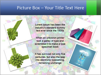 Different birthday gifts PowerPoint Template - Slide 24