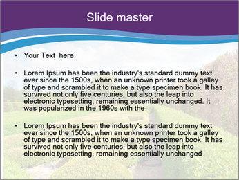 Garden in spring PowerPoint Templates - Slide 2