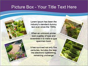 Garden in spring PowerPoint Templates - Slide 24
