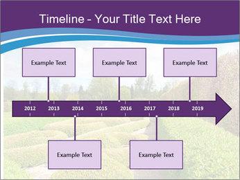Garden in spring PowerPoint Templates - Slide 28