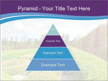 Garden in spring PowerPoint Template - Slide 30