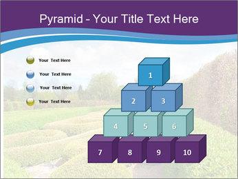 Garden in spring PowerPoint Templates - Slide 31
