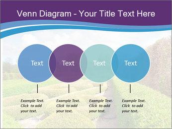 Garden in spring PowerPoint Template - Slide 32