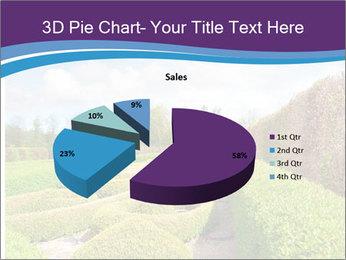 Garden in spring PowerPoint Templates - Slide 35
