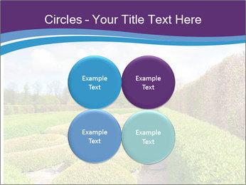 Garden in spring PowerPoint Template - Slide 38