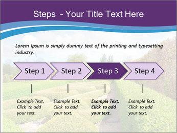 Garden in spring PowerPoint Templates - Slide 4