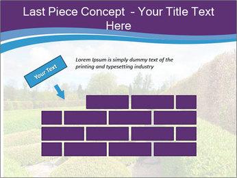 Garden in spring PowerPoint Templates - Slide 46