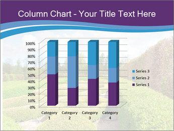 Garden in spring PowerPoint Template - Slide 50