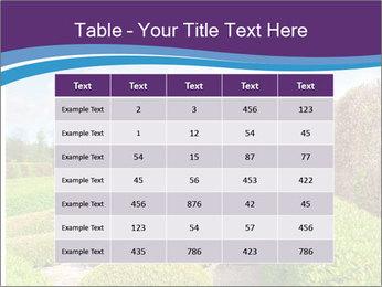 Garden in spring PowerPoint Templates - Slide 55