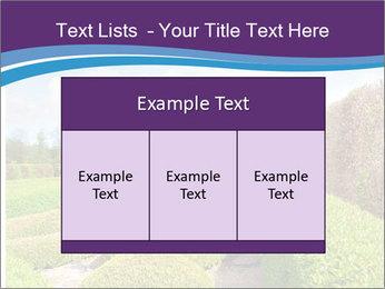 Garden in spring PowerPoint Templates - Slide 59