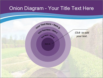 Garden in spring PowerPoint Template - Slide 61