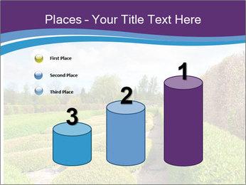 Garden in spring PowerPoint Templates - Slide 65