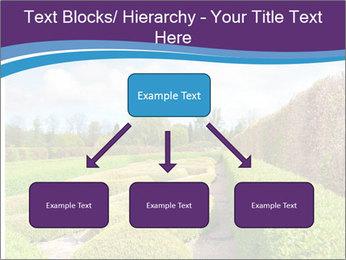 Garden in spring PowerPoint Templates - Slide 69