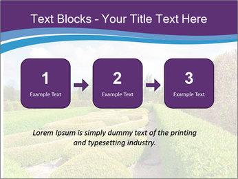 Garden in spring PowerPoint Templates - Slide 71