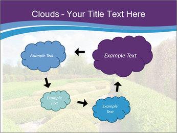 Garden in spring PowerPoint Templates - Slide 72