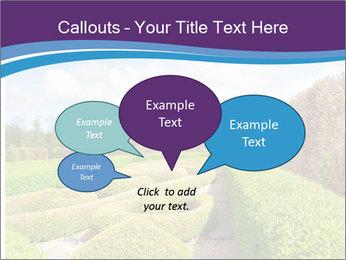 Garden in spring PowerPoint Templates - Slide 73