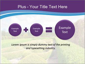 Garden in spring PowerPoint Template - Slide 75
