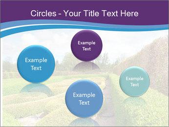 Garden in spring PowerPoint Templates - Slide 77