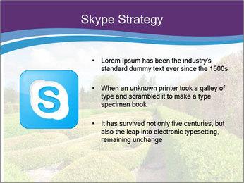 Garden in spring PowerPoint Templates - Slide 8