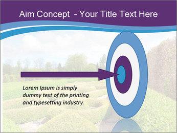 Garden in spring PowerPoint Templates - Slide 83