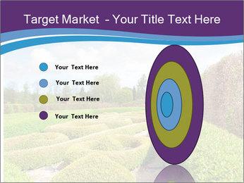 Garden in spring PowerPoint Template - Slide 84
