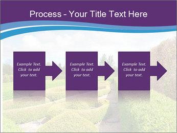 Garden in spring PowerPoint Templates - Slide 88