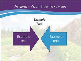 Garden in spring PowerPoint Template - Slide 90