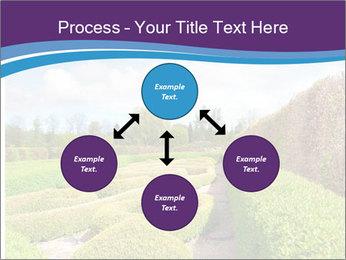 Garden in spring PowerPoint Template - Slide 91