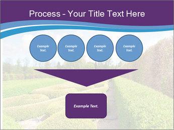 Garden in spring PowerPoint Templates - Slide 93