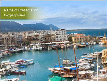 Northern Cyprus PowerPoint Templates - Slide 1