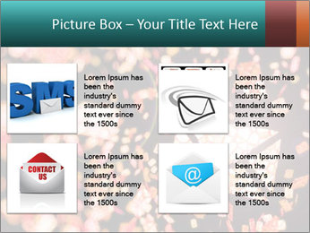 SMS collection PowerPoint Template - Slide 14