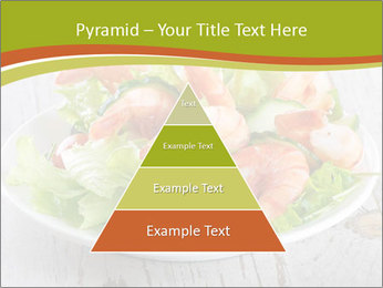 Green salad PowerPoint Template - Slide 30