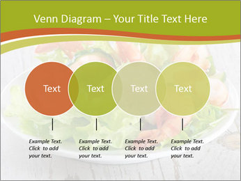 Green salad PowerPoint Template - Slide 32